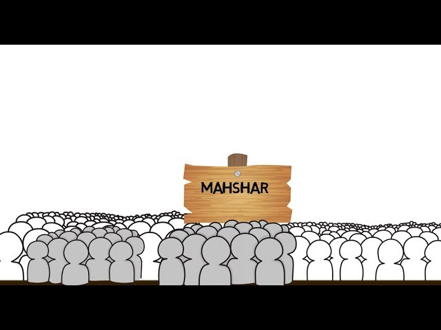 Mahshar the Gathering Place - Resurrection Lesson 9
