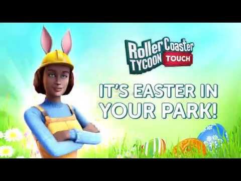 RollerCoaster Tycoon Touch Kicks Spring Into High Gear With