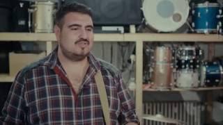 George auf Lieder im Gibson-Interview Part 1