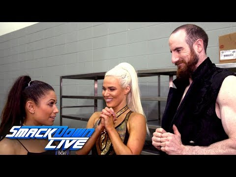 Will Lana and Rusev be the first Mr. and Mrs. Money in the Bank?: SmackDown Exclusive, May 22, 2018