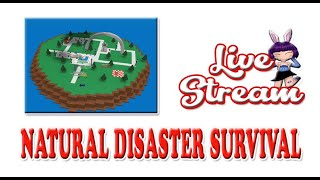 QL: Roblox - Natural Disaster Survival part 1
