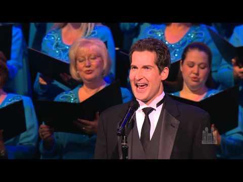 Dallyn Bayles sings