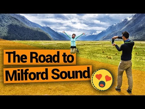 The Road to Milford Sound –  New Zealand's Biggest Gap Year – Backpacker Guide New Zealand