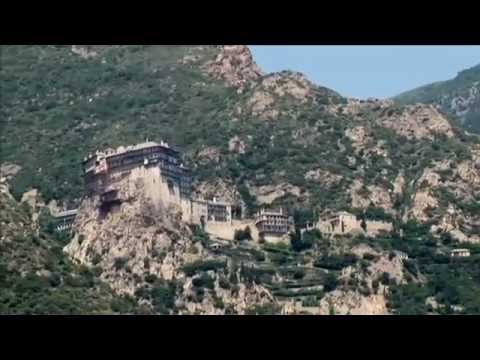 Mount Athos, Monks' Republic (Trailer)