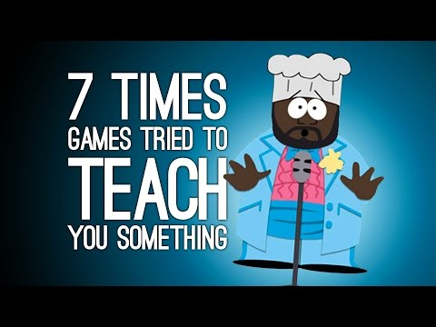 7 Times Games Tricked You Into Learning Stuff, How Dare They
