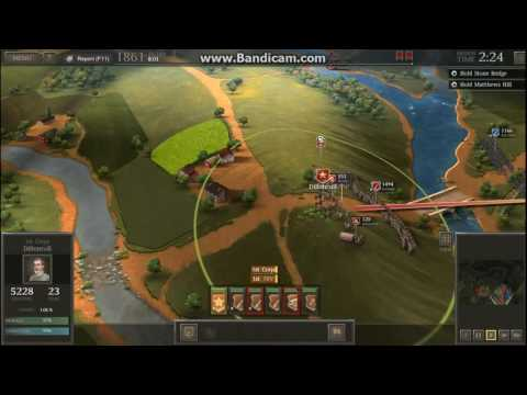 Ultimate General Civil war[3]: The battle of Bull Run