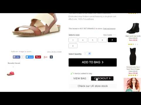 How To Use A Promo Code At Dorothy Perkins