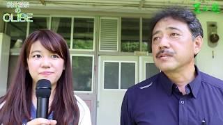 廃校になった北天満小学校の現在をリポート/桝井香奈のOLIBE 夏の庭