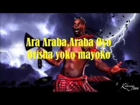chango- Chango Araba!
