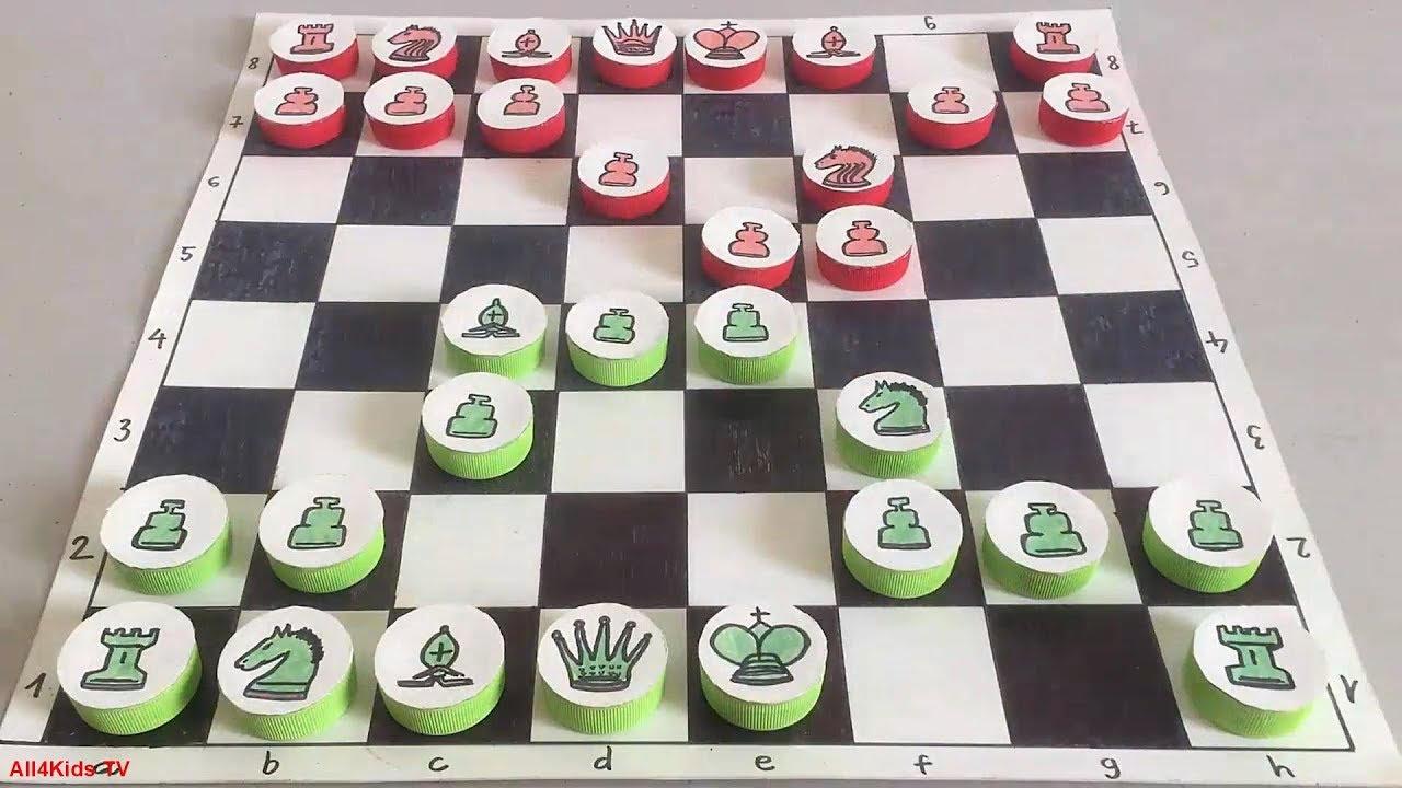 Hội Quán Cờ Vua – #22 Đánh Nhanh Thắng Nhanh – Chess Opening Tricks To Win Fast Tutorial