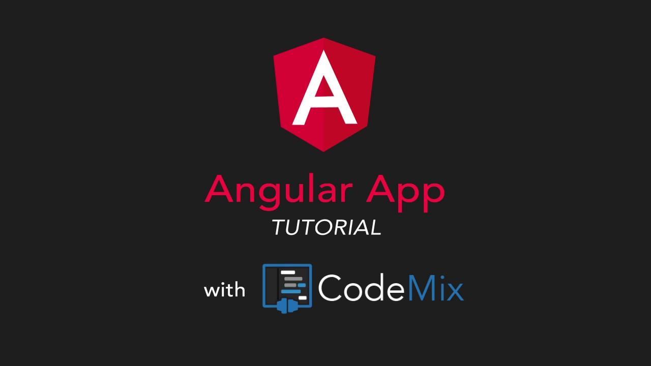 Angular 7 Uploads Backed by Node js - Genuitec