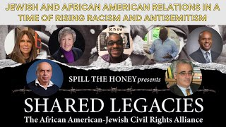 Jewish and African American Relations in a Time of Rising Racism and Antisemitism