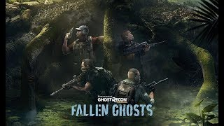 Tom Clancy's Ghost Recon Wildlands: Fallen Ghost Live Stream EP07 - Bush Babies