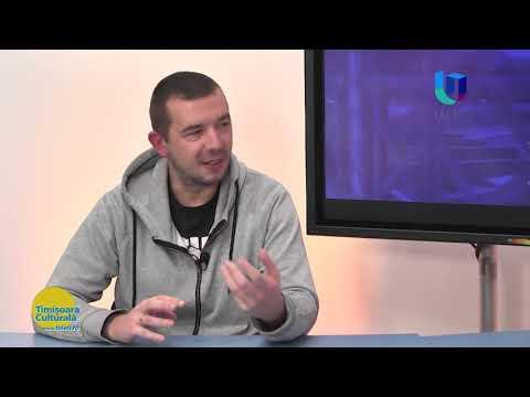 TeleU: Goran Mrakić la Timișoara Culturală