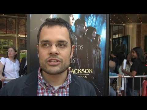 Percy Jackson: Sea of Monster: Director Thor Freudenthal Premiere