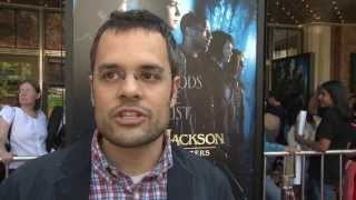 Percy Jackson: Sea Of Monster: Director Thor Freudenthal Premiere Interview