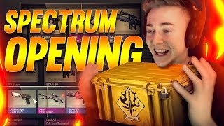 CS:GO - Spectrum CASE OPENING!