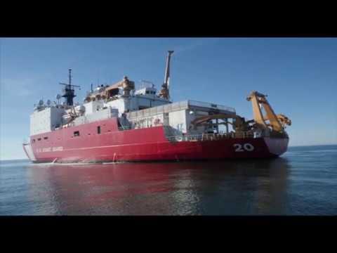 US Coast Guard Icebreaker USCGC Healy's' New Technology