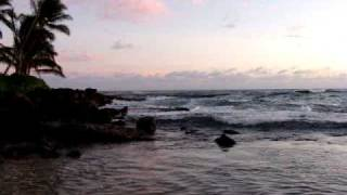 Soothing, Relaxing Music  - Whispering Sea - Sounds of Kauai