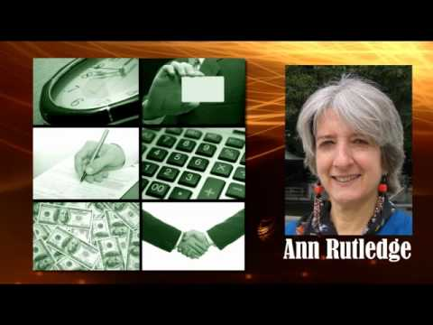 Ann Rutledge -  All About Structured Finance - interview - Goldstein on Gelt - August 2012