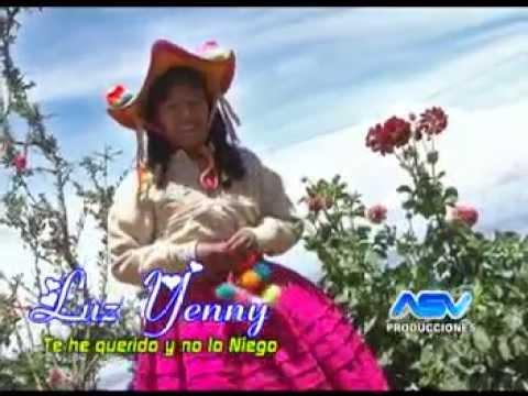 Luz Yenny De Los Andes - Te He Querido Y No Lo Niego