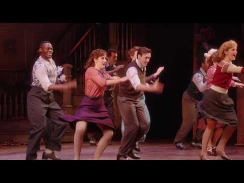 IRVING BERLIN'S HOLIDAY INN - BROADWAY MONTAGE
