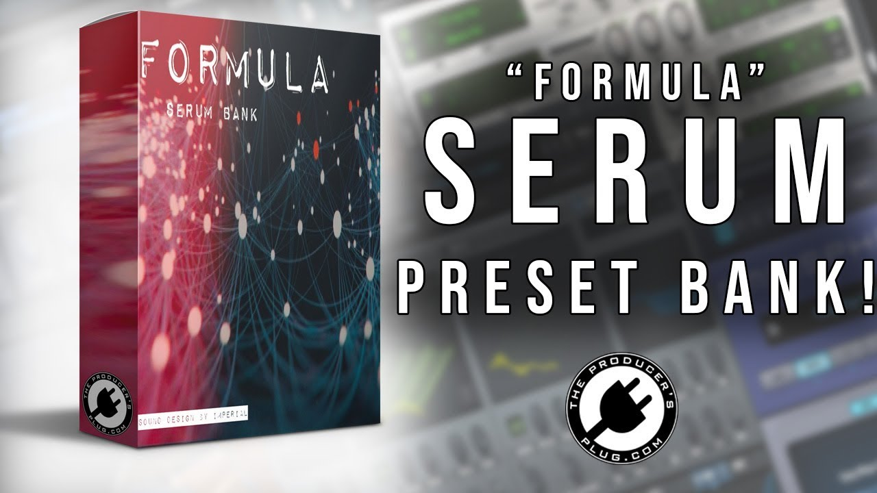 [FREE] Serum Trap Preset Bank -