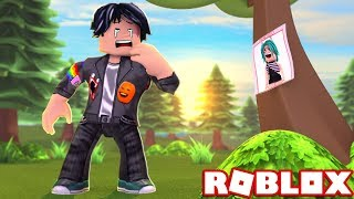 I lost my girlfriend LULY in ROBLOX😱