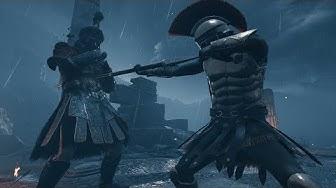 AC Odyssey: Prologue - Battle of Thermopylai (No Damage)