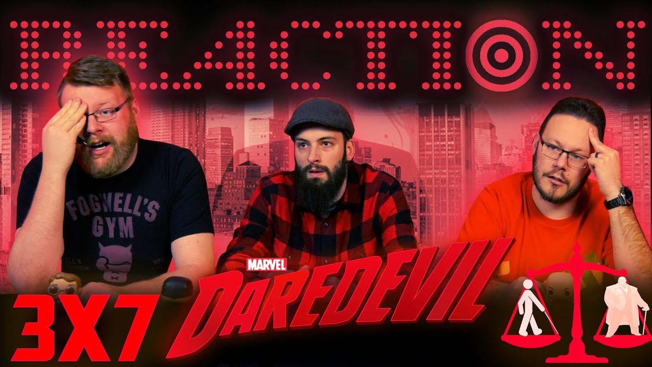 """Download DareDevil 3x7 REACTION!! """"Aftermath"""""""