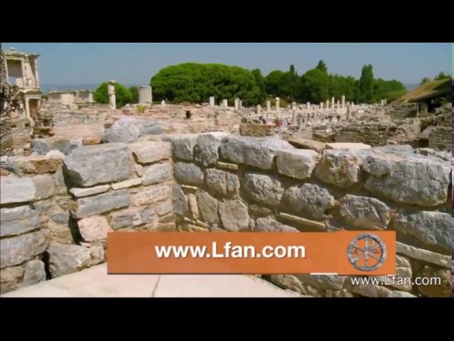 14 نظرة على حضارة أفسس القديمة