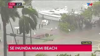 Se Inunda Miami Beach