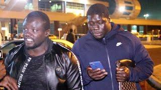 Après 2 mois en Espagne, la team de Mod'Lô débarque à Dakar