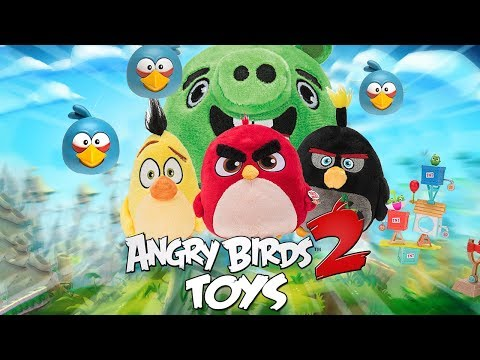 Angry Birds 2 Toys 2019  | TOY HUNT!