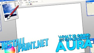 How to download: Paint.net