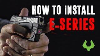 E-Series Laser Install