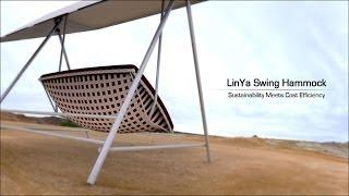 Linya Swing Hammock By. Jules Parmentier
