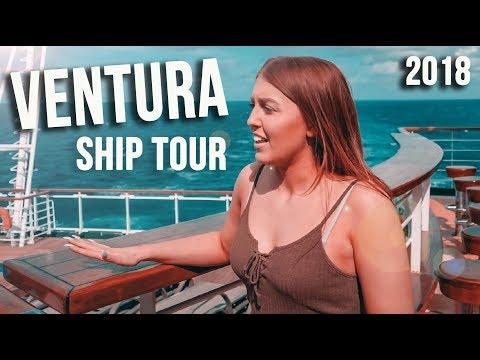P&O Ventura TOUR - 2018 Refit!