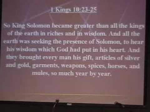 Introduction to Ecclesiastes Part 2