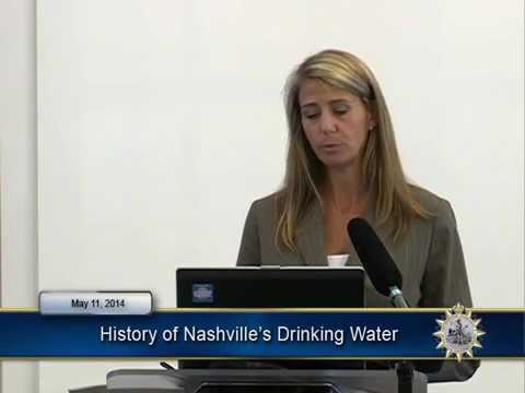 History of Nashville's Drinking Water