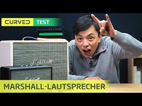 Marshall Woburn und Marshall Acton im Test | deutsch