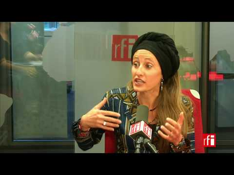 Live on Live - Niger Climate NGO Founder - Ariane Kirtley