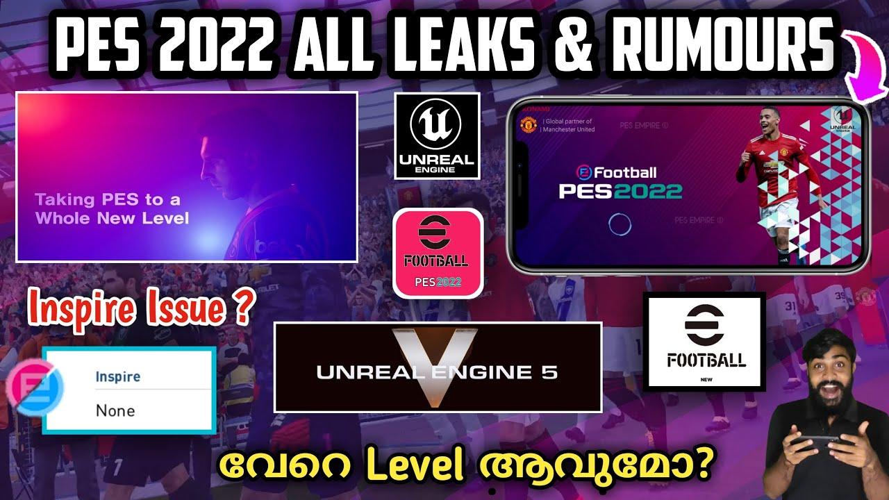 PES 2022 Leaks & Rumors | Release Date & New Updates |Get 1lakh GP From Retweet & Best Matchday Team