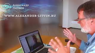 Видеоконсультация Александра Литвина (фрагмент)