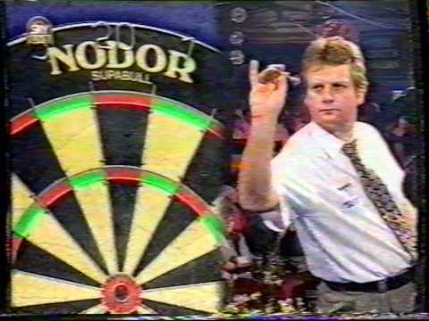 World Darts Championship 1995, Final, Rod Harrington vs Phil Taylor