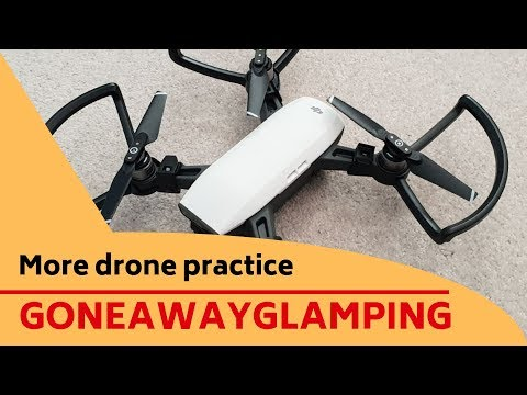 Continuing with our drone experience ...