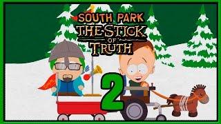 Прохождение South Park The Stick Of Truth 2 Тимми Экспресс