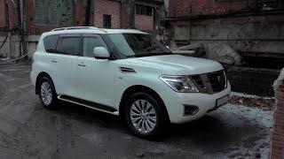 Выбираем б\у авто Nissan Patrol Y62 (бюджет 2.000-2.500тр)