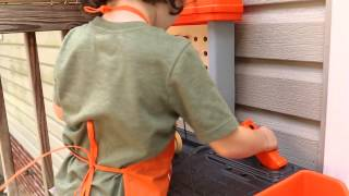 Step2 Home Depot Handyman Workbench