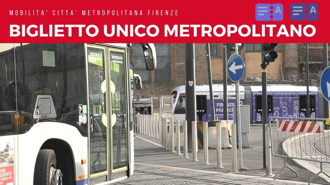 Unico Metropolitano su Treno, Autobus e Tram: ecco quanto costa e ...